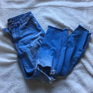 Abercrombie & Fitch Signature Collection Jeans